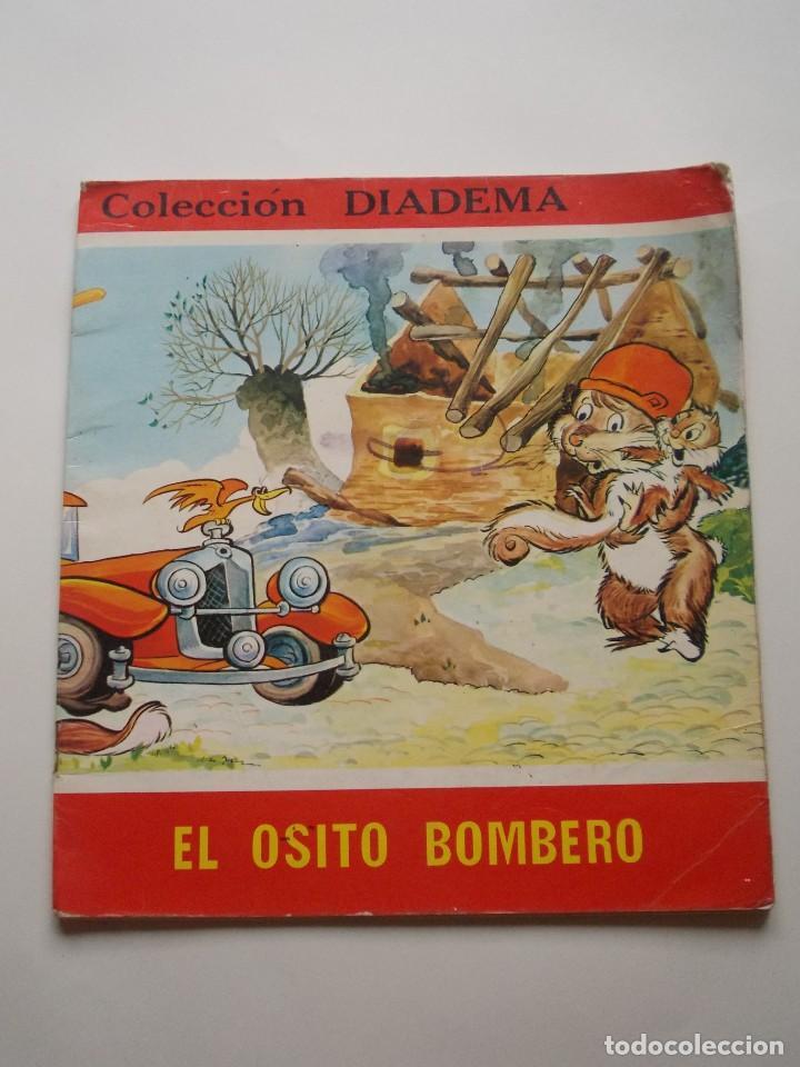 EL OSITO BOMBERO COLECCIÓN DIADEMA Nº12 EDICIONES TORAY S.A. 1975 (Tebeos y Comics - Toray - Otros)