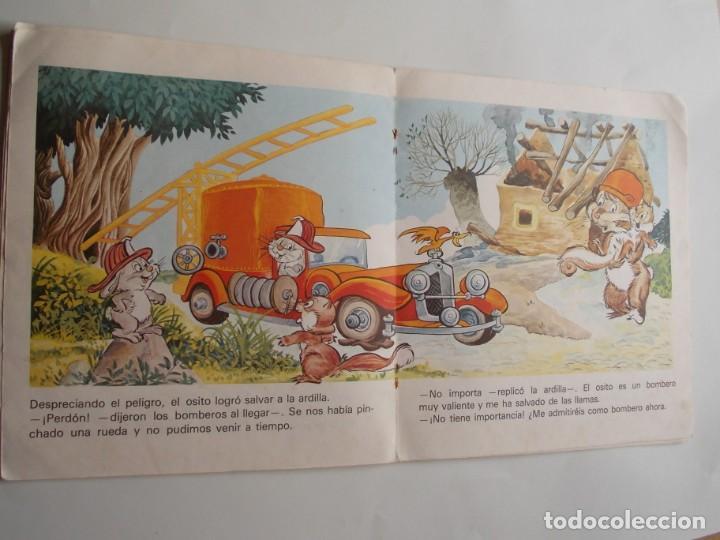 Tebeos: El Osito Bombero Colección Diadema nº12 Ediciones Toray S.A. 1975 - Foto 3 - 224566336