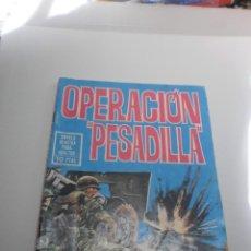Tebeos: HAZAÑAS BÉLICAS. OPERACIÓN PESADILLA. 1966 (BUEN ESTADO). Lote 224634710