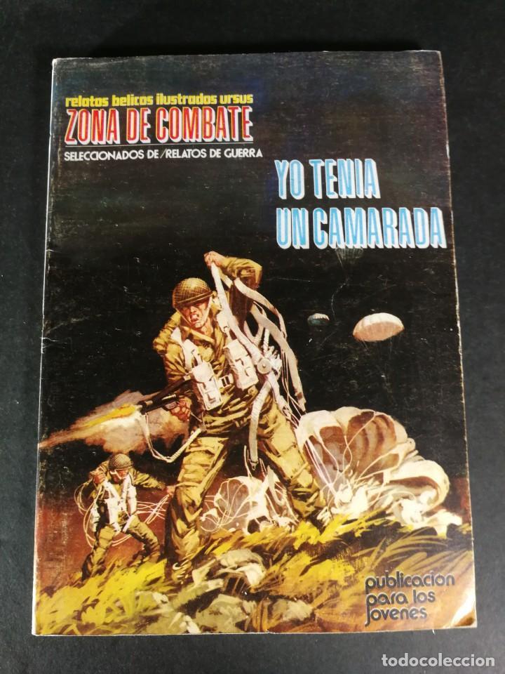 RELATOS BÉLICOS ILUSTRADOS URSUS ZONA DE COMBATE 5 TORAY (Tebeos y Comics - Toray - Otros)