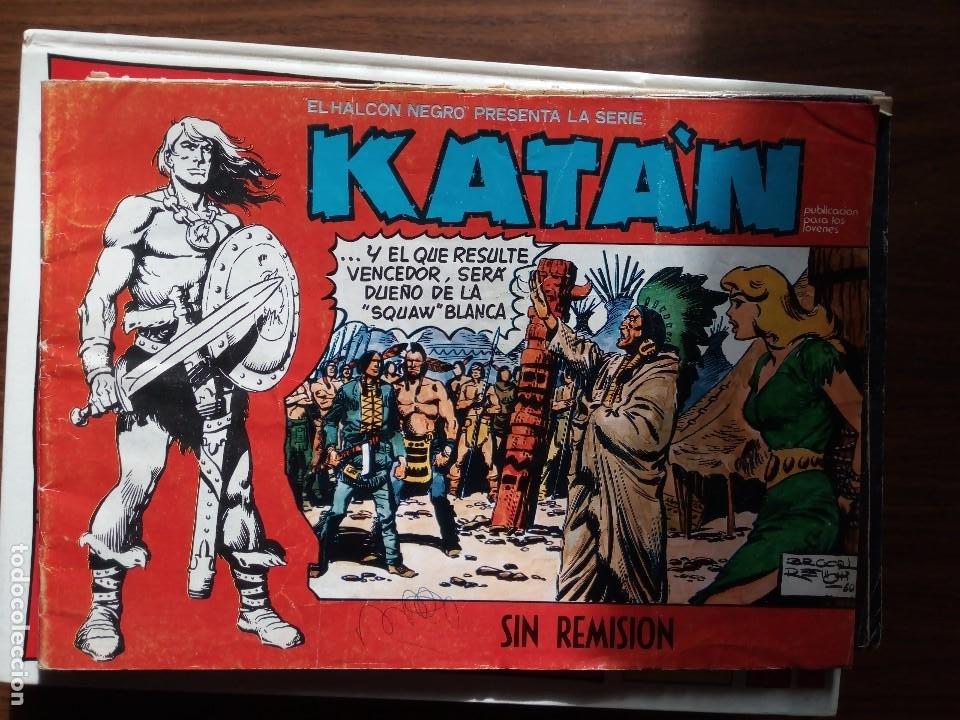 KATÁN Nº 6 - SIN REMISIÓN (Tebeos y Comics - Toray - Katan)