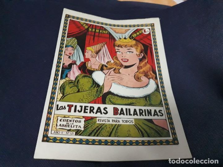 CUENTOS DE LA ABUELITA Nº 121 (Tebeos y Comics - Toray - Cuentos de la Abuelita)