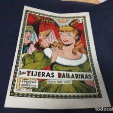 Tebeos: CUENTOS DE LA ABUELITA Nº 121. Lote 225358241