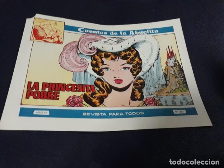 CUENTOS DE LA ABUELITA Nº 247 (Tebeos y Comics - Toray - Cuentos de la Abuelita)