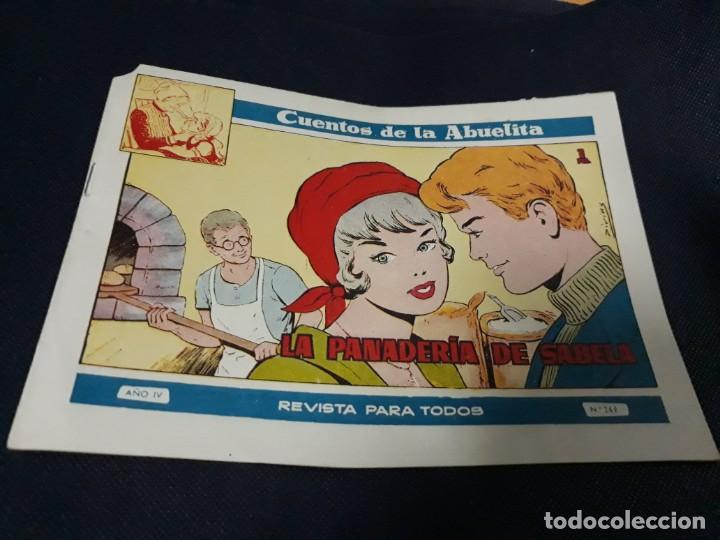 CUENTOS DE LA ABUELITA Nº 249 (Tebeos y Comics - Toray - Cuentos de la Abuelita)