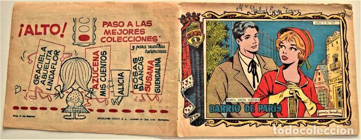 Tebeos: LOTE 4 CUENTOS COLECCIÓN ALICIA Nº 142, 156, 215 Y 227 - EDICIONES TORAY - Foto 5 - 225534336