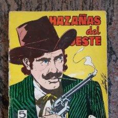 Tebeos: COMIC HAZAÑAS DEL OESTE NUMERO 121. TORAY 1966.. Lote 226047205