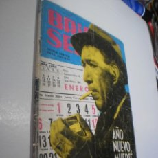 Tebeos: BRIGADA SECRETA Nº 56 AÑO NUEVO, MUERTE NUEVA (ESTADO NORMAL, LEER). Lote 226211350