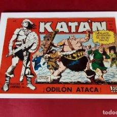 Tebeos: KATAN Nº 37 EDITORIAL TORAY ORIGINAL -IMPECABLE ESTADO. Lote 226280456