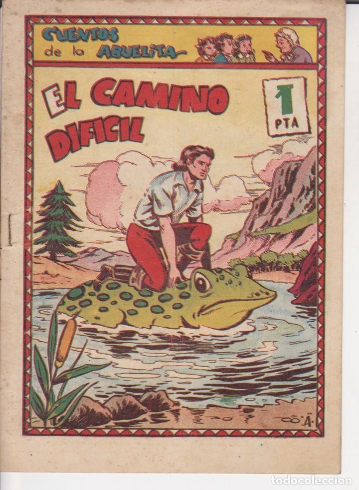 COMIC COLECCION CUENTOS DE LA ABUELITA EL CAMINO DIFICIL Nº 31 (Tebeos y Comics - Toray - Cuentos de la Abuelita)