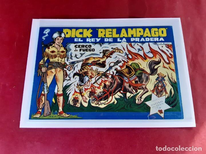 Tebeos: DICK RELAMPAGO Nº 66 -ORIGINAL - IMPECABLE ESTADO - Foto 1 - 226900690