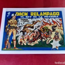 Tebeos: DICK RELAMPAGO Nº 66 -ORIGINAL - IMPECABLE ESTADO. Lote 226900690