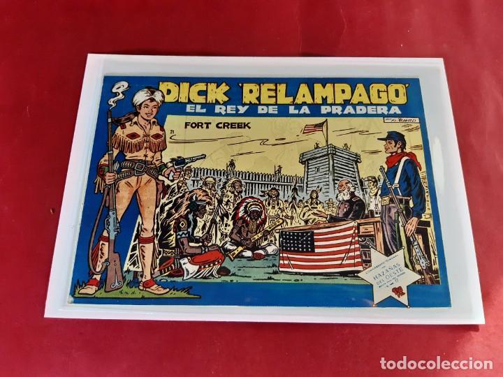 DICK RELAMPAGO Nº 77 -ORIGINAL - IMPECABLE ESTADO (Tebeos y Comics - Toray - Dick Relampago)