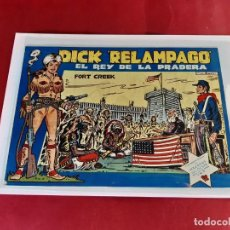 Tebeos: DICK RELAMPAGO Nº 77 -ORIGINAL - IMPECABLE ESTADO. Lote 226900820