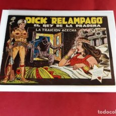 Tebeos: DICK RELAMPAGO Nº 64 -ORIGINAL - IMPECABLE ESTADO. Lote 226900952