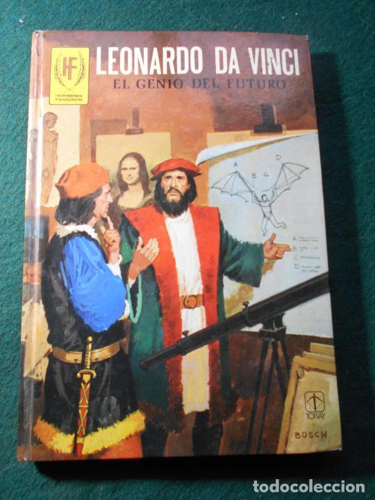 LEONARDO DA VINCI EL GENIO DEL FUTURO Nº 6 EDICIONES TORAY (Tebeos y Comics - Toray - Otros)