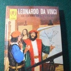 BDs: LEONARDO DA VINCI EL GENIO DEL FUTURO Nº 6 EDICIONES TORAY. Lote 226986450