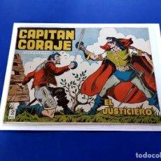 Tebeos: CAPITAN CORAJE Nº 1- ORIGINAL -EXCELENTE ESTADO. Lote 227661645
