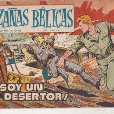 Tebeos: COMIC COLECCION HAZAÑAS BELICAS Nº 275. Lote 228318135