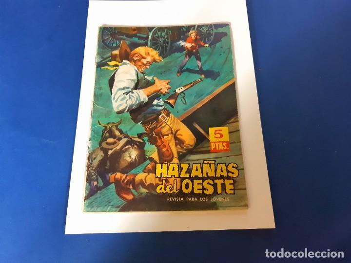 HAZAÑAS DEL OESTE Nº 75 TORAY (Tebeos y Comics - Toray - Hazañas del Oeste)