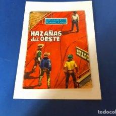 Tebeos: HAZAÑAS DEL OESTE Nº 34 TORAY. Lote 228693385