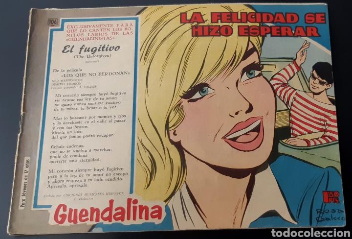 TEBEOS COMICS CANDY - GUENDALINA 106 - TORAY - AA99 (Tebeos y Comics - Toray - Guendalina)