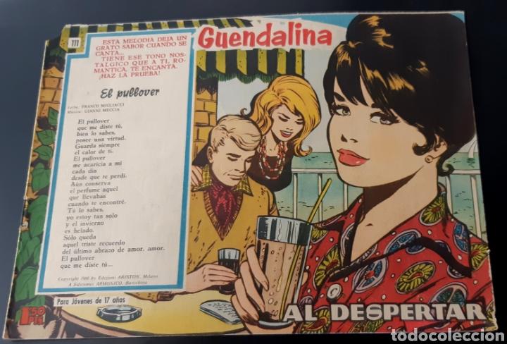 TEBEOS COMICS CANDY - GUENDALINA 111 - TORAY - AA99 (Tebeos y Comics - Toray - Guendalina)