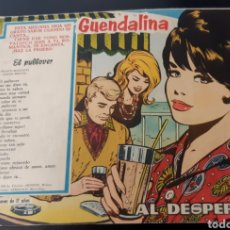 Tebeos: TEBEOS COMICS CANDY - GUENDALINA 111 - TORAY - AA99. Lote 229162120