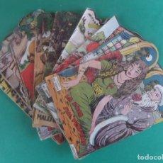 Tebeos: COLECCION MIS CUENTOS LOTE DE 12 NUMEROS TROQUELADOS EDITORIAL TORAY. Lote 229171540