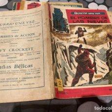 Tebeos: OCURRIO UNA VEZ Nº 6 EL HOMBRE DE LAS NIEVES - TORAY ORIGINAL. Lote 229320770