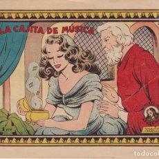Tebeos: COMIC COLECCION AZUCENA Nº 257 ILUSTRACIONES MARIA PASCUAL AVENTURA INTERIOR JUANA DE ARCO JUEZ. Lote 230155530