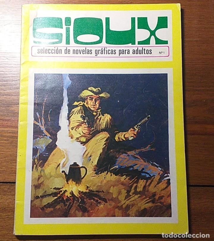 SIOUX Nº 1, TORAY (Tebeos y Comics - Toray - Sioux)