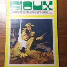 Tebeos: SIOUX Nº 1, TORAY. Lote 230876230