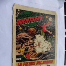 Tebeos: SECCION DE AVENTURAS CIENCIA FICCIONNº 53 ORIGINAL TORAY. Lote 230969865