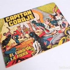 Tebeos: CAPITÁN CORAJE 37 EL CUBIL DE LA FERIA EDICIONES TORAY, S.A. 1958 14 PÁGINAS G. IRANZO. Lote 231283025