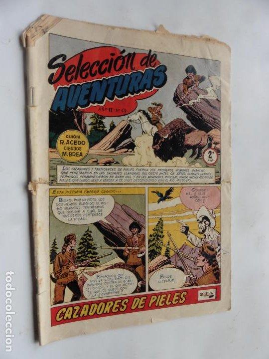 SELECCION DE AVENTURAS Nº 49 OESTE TORAY (Tebeos y Comics - Toray - Otros)