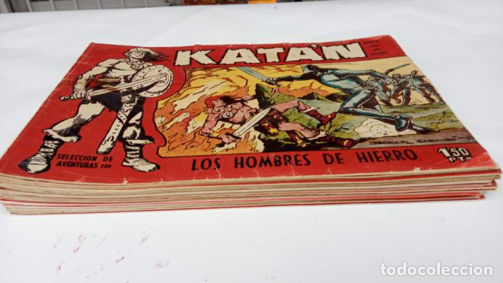 Tebeos: KATAN ORIGINALES - 20 NºS EDITORIAL TORAY 1960 - Foto 7 - 231627420