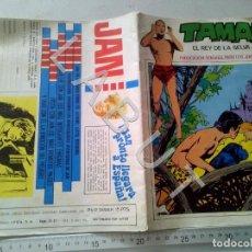 Giornalini: TAMAR EL REY DE LA SELVA TORAY 22 U25. Lote 231661050