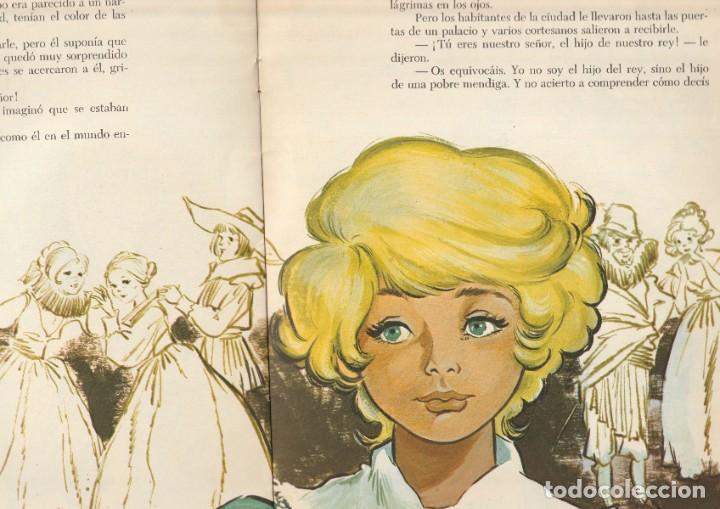 Tebeos: EL NIÑO ESTRELLA Ilustraciones MARIA PASCUAL. CUENTOS FANTÁSTICOS TORAY 1975 - Foto 2 - 231753420