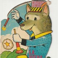 Tebeos: 1968 TROQUELADO LA HIENA BROMISTA CUENTOS TORAY SERIE ZOO. Lote 231754965