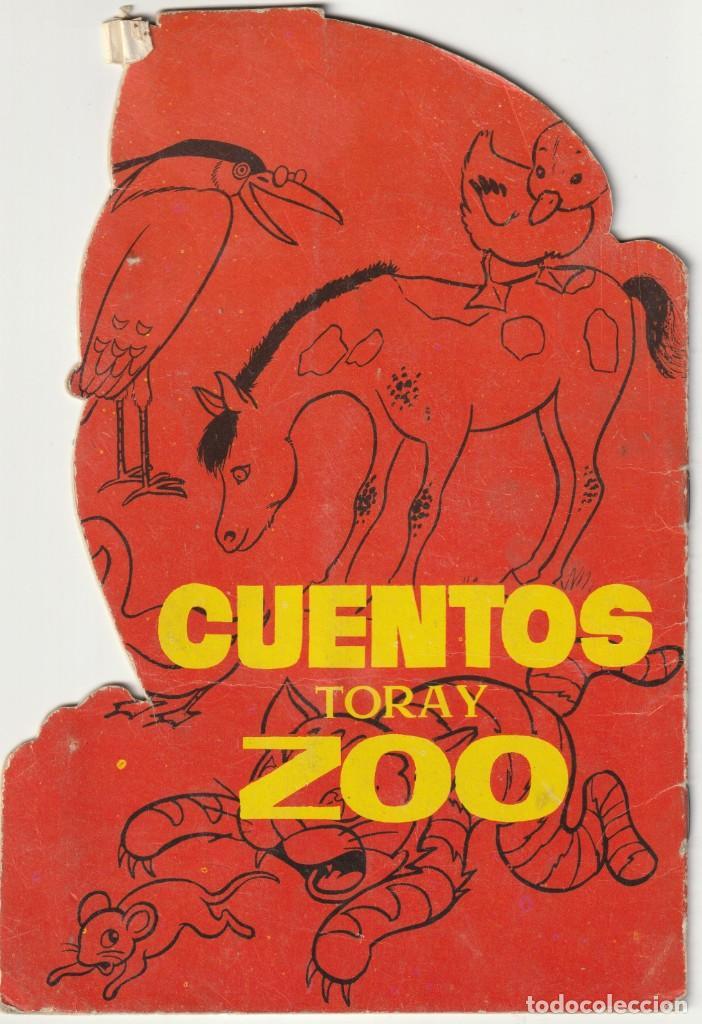 Tebeos: 1968 TROQUELADO LA HIENA BROMISTA CUENTOS TORAY SERIE ZOO - Foto 3 - 231754965