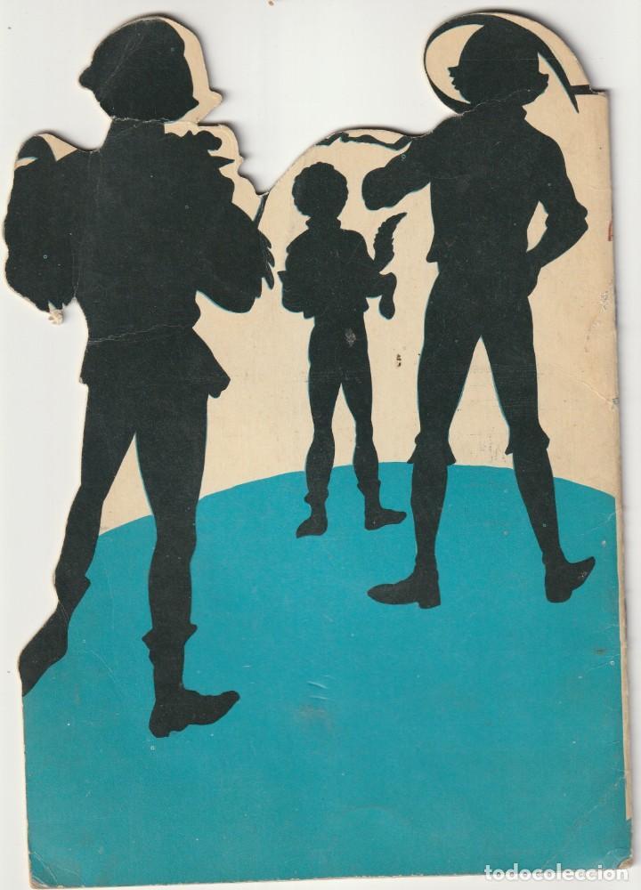 Tebeos: 1969 TROQUELADO LOS TRES HIJOS DE LA FORTUNA CUENTOS CLASICOS TROQUELADOS TORAY - Foto 3 - 231757265