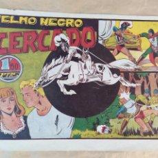 Tebeos: YELMO NEGRO - EDICIONES TORAY / NÚMERO 5 (CERCADO). Lote 232157450