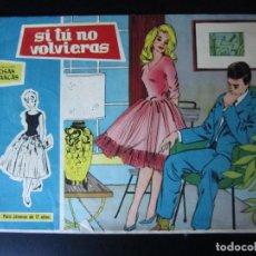 Tebeos: ROSAS BLANCAS (1958, TORAY) 127 · 17-III-1961 · COLECCIÓN ROSAS BLANCAS. Lote 232295350