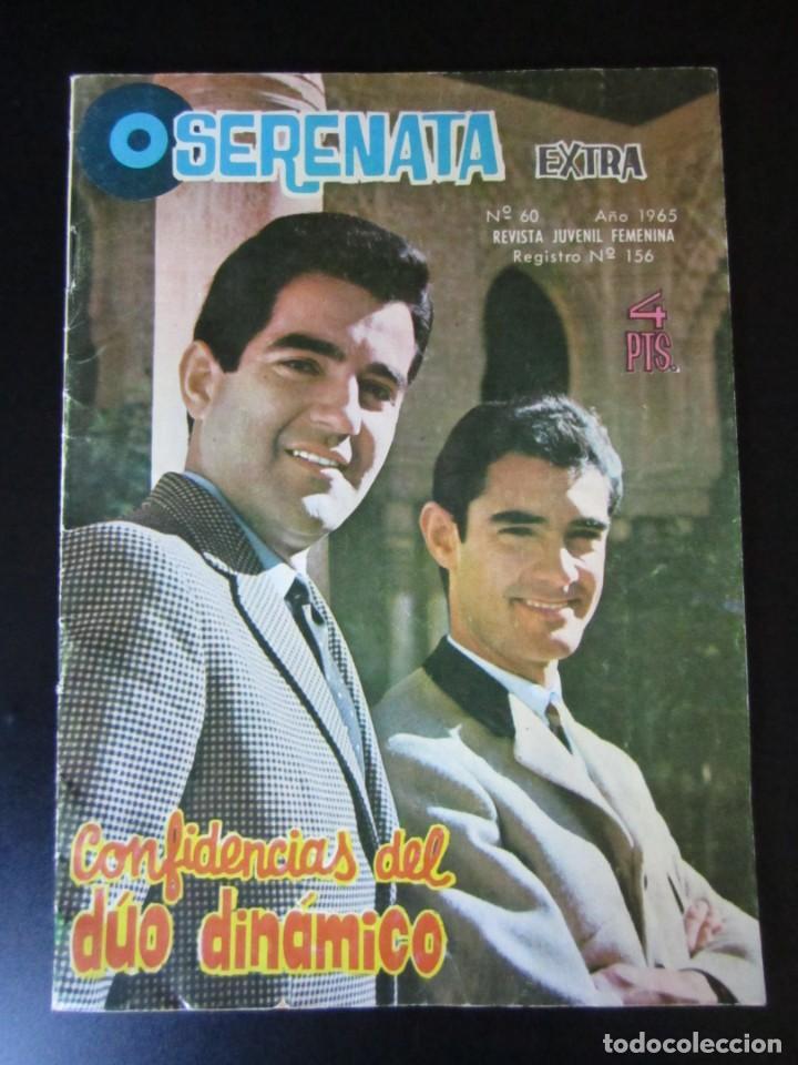 SERENATA (1963, TORAY) -EXTRA- 60 · 4-VI-1965 (Tebeos y Comics - Toray - Otros)