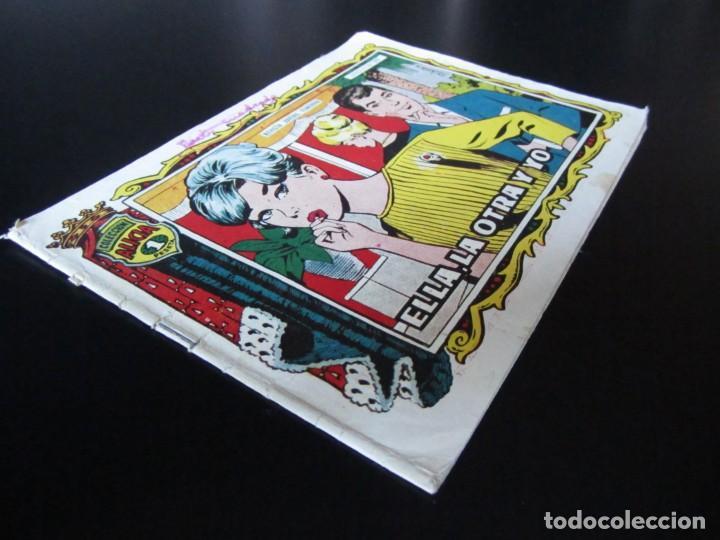 Tebeos: ALICIA (1955, TORAY) 299 · 17-II-1961 · ELLA, LA OTRA Y YO - Foto 3 - 232346515