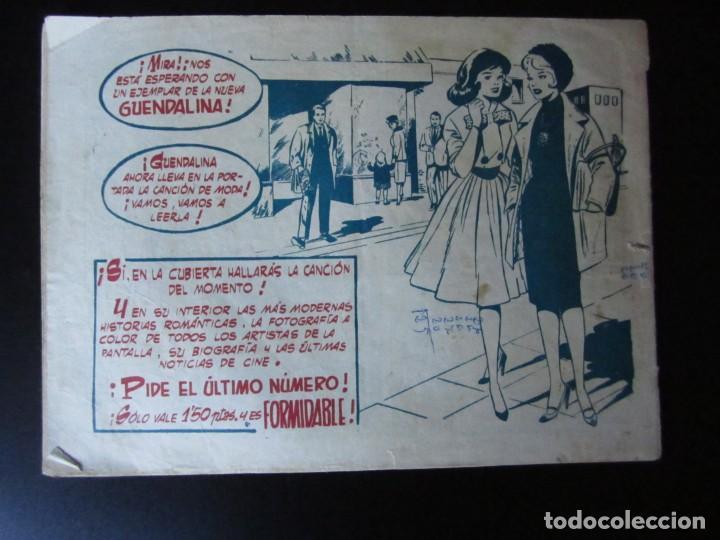 Tebeos: ALICIA (1955, TORAY) 296 · 27-I-1961 · TUS DIOCIOCHO ABRILES - Foto 2 - 232348305
