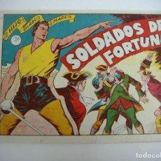 Tebeos: COMICS EL HIJO DE DIABLO DE LOS MARES--SOLDADOS DE FORTUNA. Lote 232351825