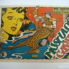 Tebeos: COMICS EL HIJO DE DIABLO DE LOS MARES--MUSCULOS Y GARRAS. Lote 232352480