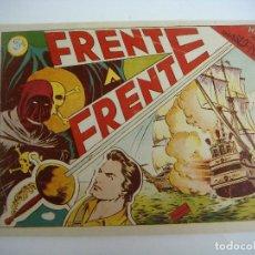 Tebeos: COMICS EL HIJO DE DIABLO DE LOS MARES--FRENTE FRENTE. Lote 232352885